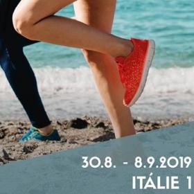 Letní sportovní kurz v Itálii