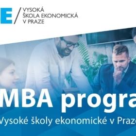 Nabídka programů MBA pro akademický rok 2021/2022