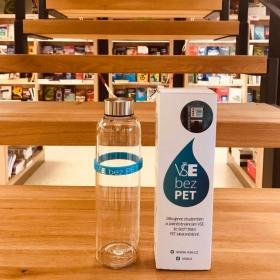 Pomozte snížit spotřebu PET lahví. Kupte si stylovou lahev na vodu